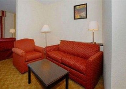 Comfort Suites Near Raymond James Stadium Teras