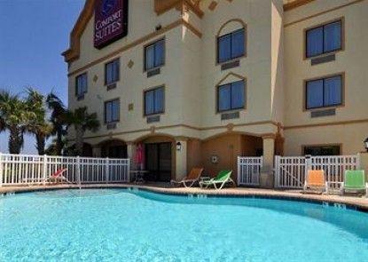Comfort Suites Panama City Beach Teras