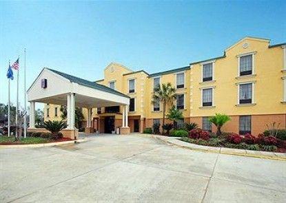 Comfort Suites Port Allen Teras