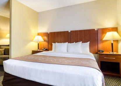Comfort Suites Pratt