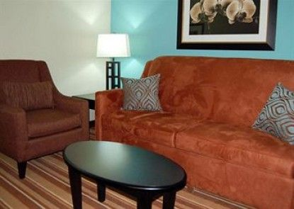 Comfort Suites Topeka Teras