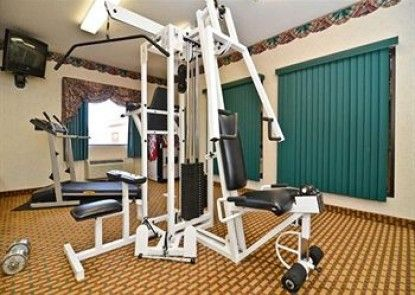 Comfort Suites Warner Robins Teras