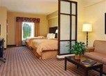 Pesan Kamar Suite, 1 Tempat Tidur King Dengan Tempat Tidur Sofa di Comfort Suites West of the Ashley