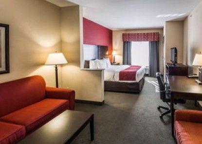 Comfort Suites Commonwealth