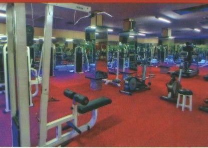 Condominium Hotel Danau Toba Ruangan Fitness