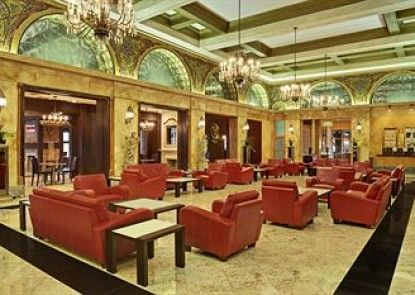 Congress Plaza Hotel Teras