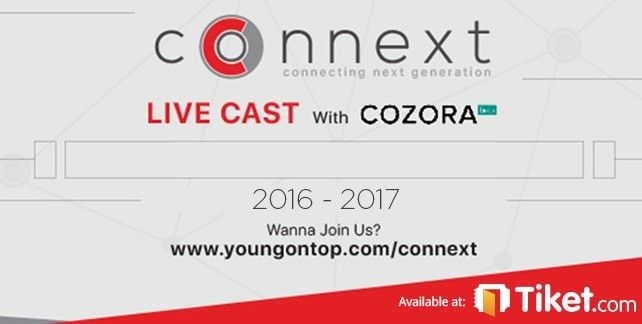 Connext Membership Program 2016 - 2017