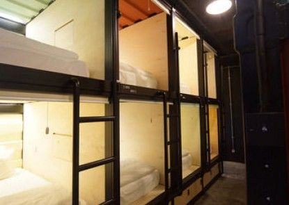 Container Hotel Ipoh - Hostel