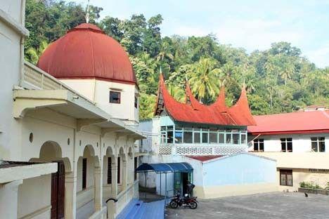 Masjid Agung Nurul Islam Sawahlunto