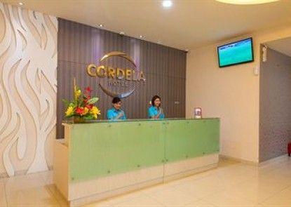Cordela Hotel Medan Penerima Tamu
