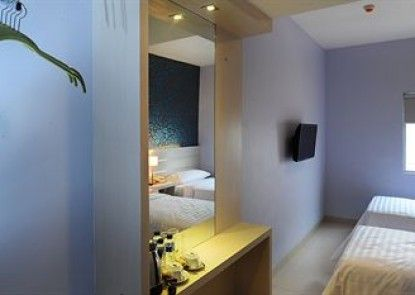 Cordela Hotel Medan Interior