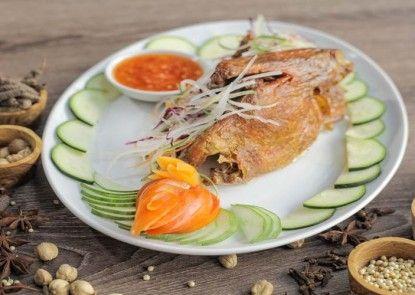 CoreHotel Premier Senggigi Makanan