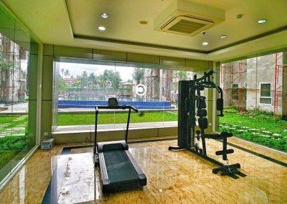 COREHOTEL Malioboro City Yogyakarta Ruangan Fitness