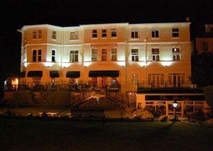 Cottonwood Boutique Hotel Teras
