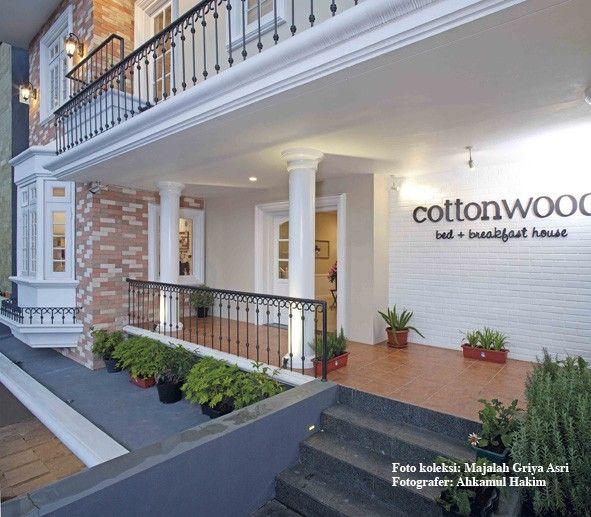 Cottonwood Bed & Breakfast House, Bandung