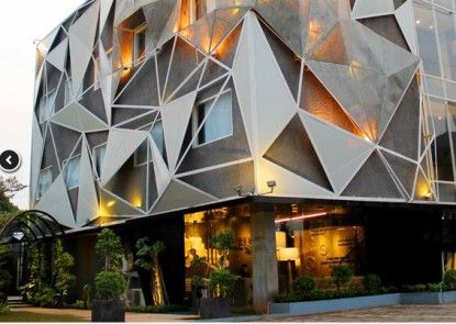 Couleur Hotel Jakarta Eksterior
