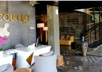 Couleur Hotel Jakarta Lobby