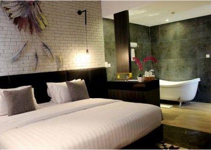 Couleur Hotel Jakarta Kamar Tamu
