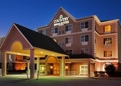 Country Inn & Suites By Carlson, Calhoun, GA Teras