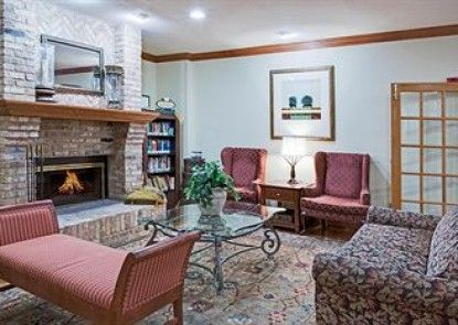 Country Inn Suites Romeoville Teras