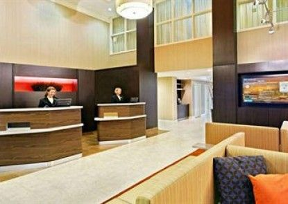 Courtyard by Marriott Athens Downtown Teras