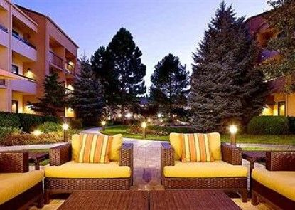 Courtyard by Marriott Boulder Teras