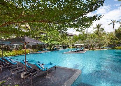 Courtyard by Marriott Bali Nusa Dua Resort Kolam Renang Utama