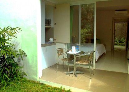 Cozy Stay Hotel Soputan Bali Teras