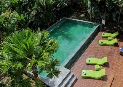 Cozy Stay Hotel Soputan Bali Kolam Renang