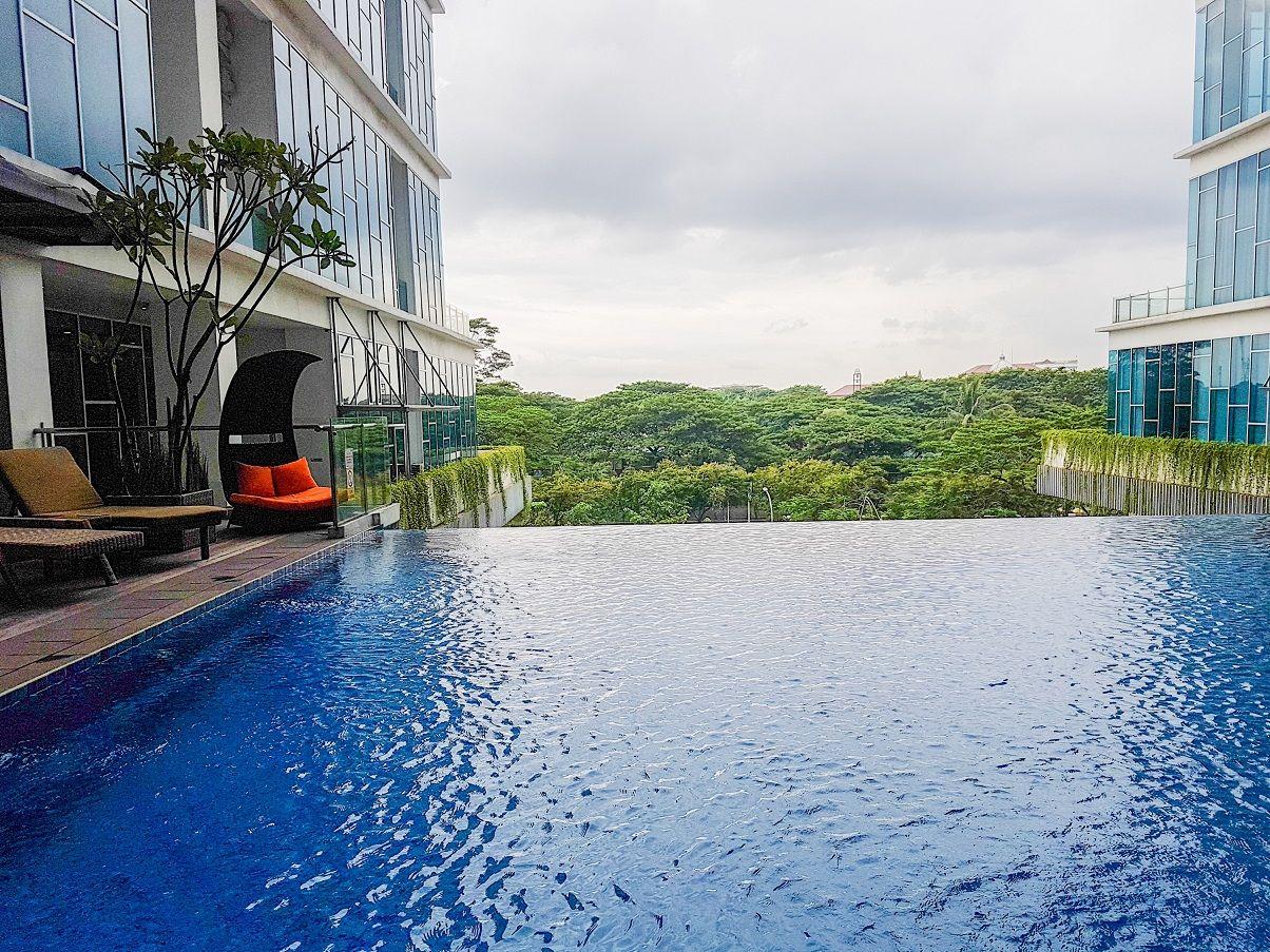 Cozy 1BR Brooklyn Alam Sutera Apartment By Travelio, Tangerang