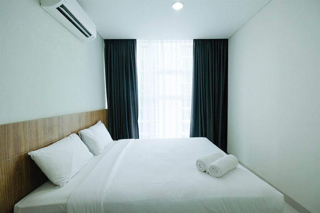 Cozy 1BR Brooklyn Apartment By Travelio, Tangerang