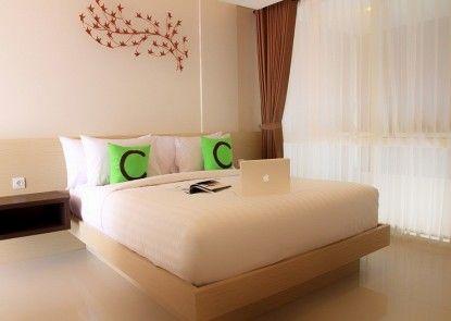 Choice Stay Hotel Denpasar Kamar Tamu