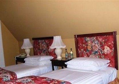 Craigsanquhar House Hotel Teras