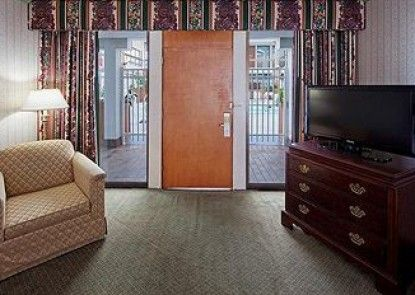Crowne Plaza Pittsfield-Berkshires Teras