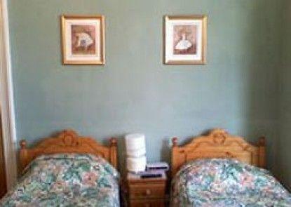 Cruachan Guest House Teras