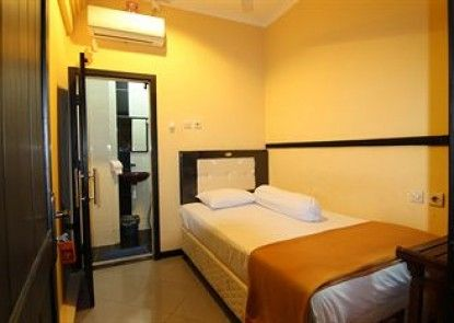 CT1 Bali Bed & Breakfast Teras
