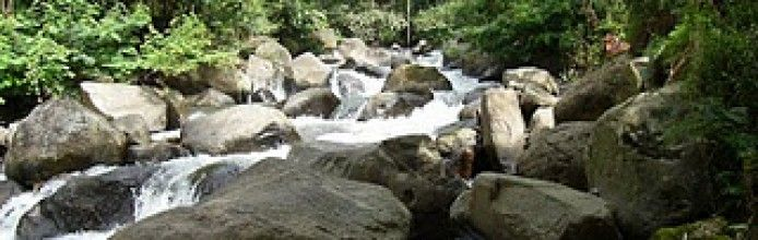 Tonjong Waterfall