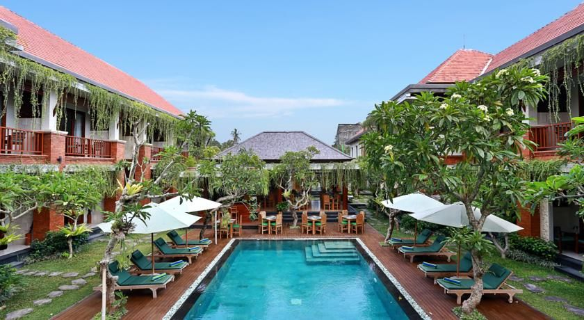 D Bulakan Boutique Resort Ubud, Gianyar