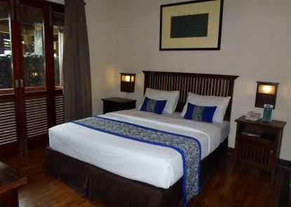 Dago Highland Resort Kamar Tamu