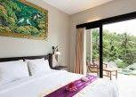 Pesan Kamar Dahlia Double Room (Free Mini Bar) di Kebun Villas & Resort