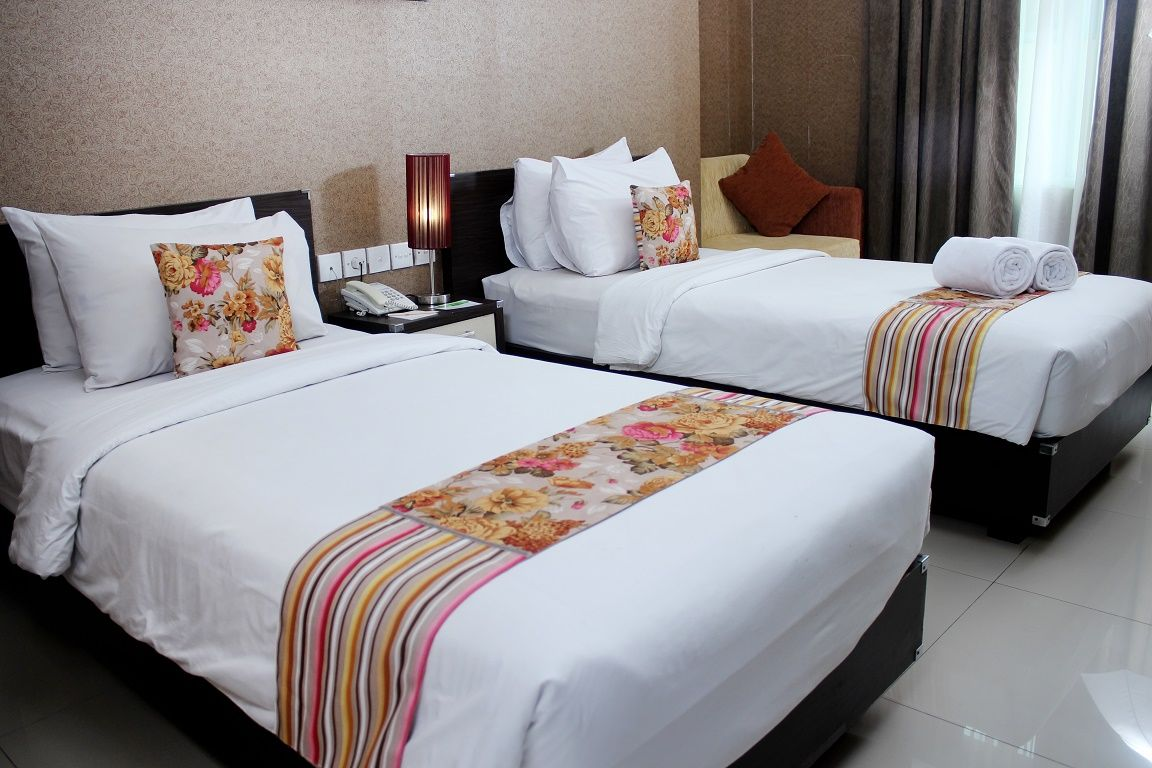 Daima Hotel Padang, Padang