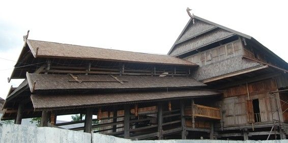 Istana Dalam Loka Samawa