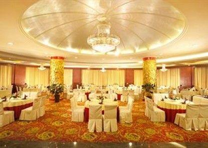 Dalian Jinyuan Hotel Teras