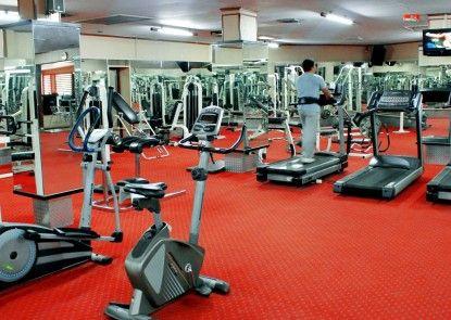 Hotel Danau Toba International Ruangan Fitness