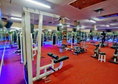 Danau Toba International Hotel Ruangan Fitness