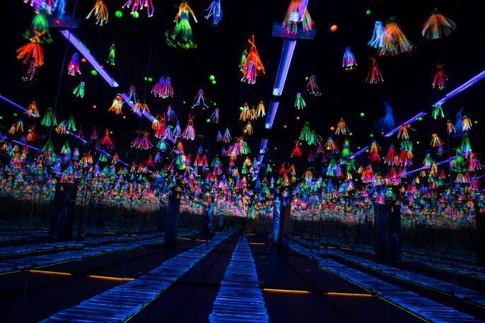 harga tiket Dark Mansion - 3D Glow in the Dark Museum Admission Ticket