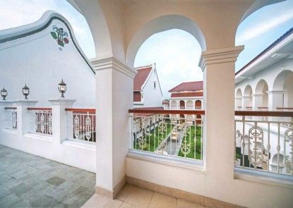 Daroessalam Hotel Syariah Teras