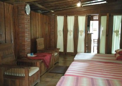 D Asti Guest House and Living Interior