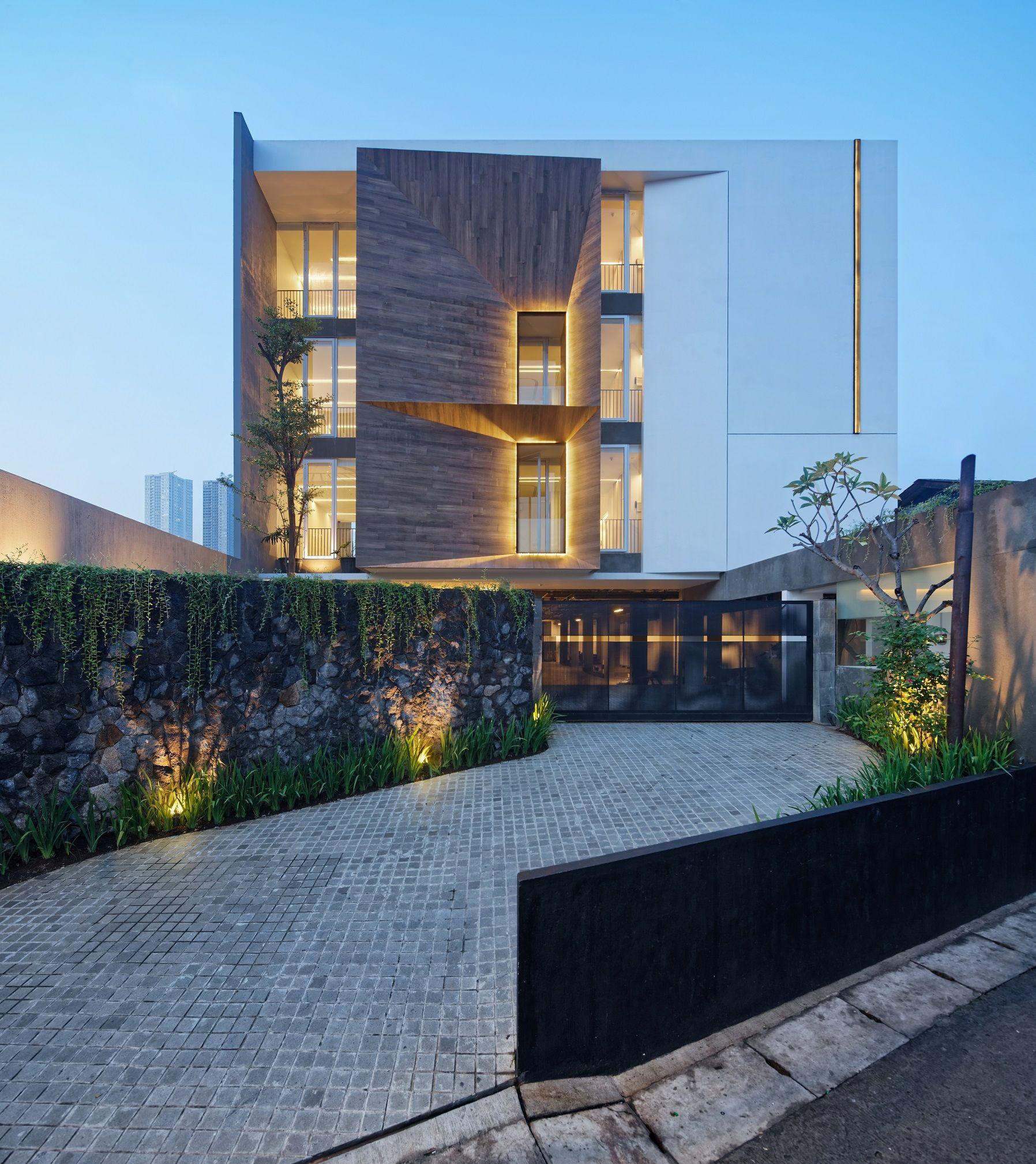 Daun Residence, Jakarta Selatan