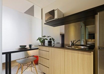 Daun Residence Dapur